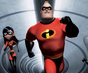 disney, The Incredibles, and violet image