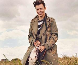 magazine and Harry Styles image