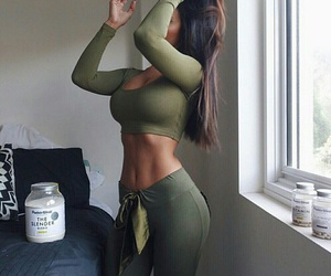 girl, body, and sexy image