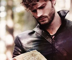 once upon a time, graham, and Jamie Dornan image