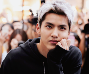 exo, kris, and kris wu image