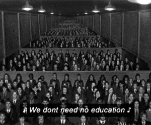 Pink Floyd, education, and music image