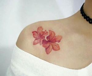 tatoo flower image