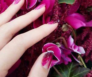 colors, fashion, and nails art image