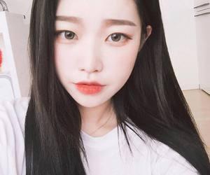 beauty, korea, and cute image