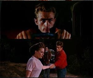 james dean, old movie, and juventude transviada image
