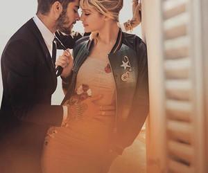 couple, zayn malik, and photoshoot image