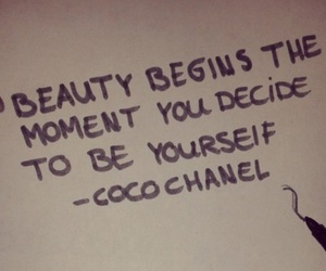 beauty and coco chanel image