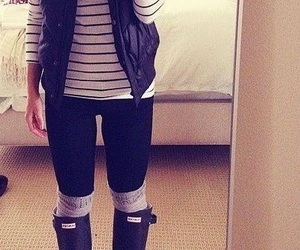 boots, outfit, and perfect image