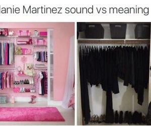 melanie martinez, black, and funny image