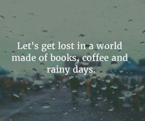 books, world, and coffee image