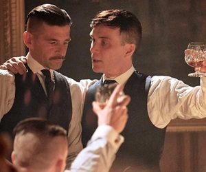 Shelby, peaky blinders, and thomas shelby image