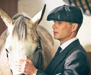 tommy, peaky blinders, and tommy shelby image