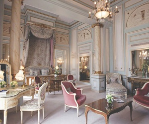 luxury, princess, and home image
