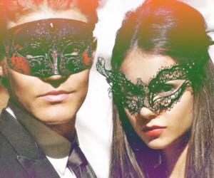 stefan salvatore, the vampire diaries, and Nina Dobrev image