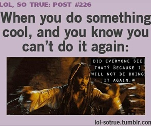 funny, jack sparrow, and text image