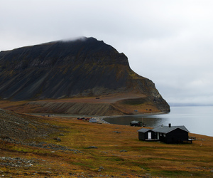 home, nature, and svalbard image