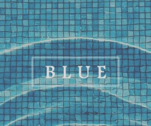 blue, wallpaper, and tumblr image