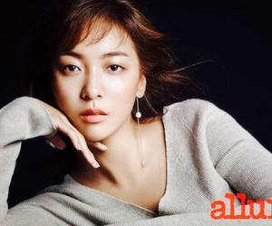 beauty, korean, and kpop image
