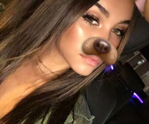 madison beer, beauty, and snapchat image