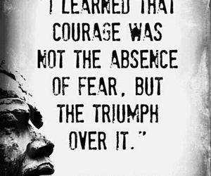quotes, courage, and nelson mandela image