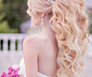 bride, elegant, and stylish image