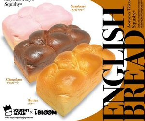 bread, fake, and squishy image