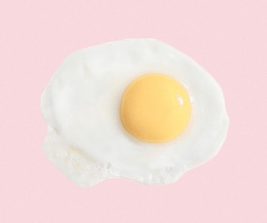 pink, aesthetic, and egg image