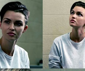 ruby rose, oitnb, and orange is the new black image