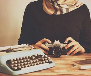 camera, hijab, and turkey image
