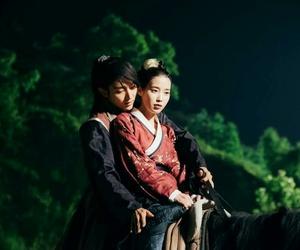 iu and moon lovers image