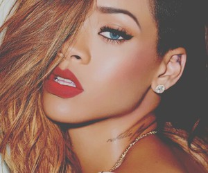 colors, red, and rihanna image