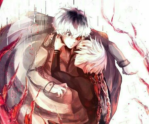 anime, tokyo ghoul, and haise image