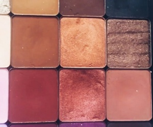 aesthetic, inglot ​, and autumn image