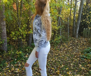 adidas, fall, and hairstyle image
