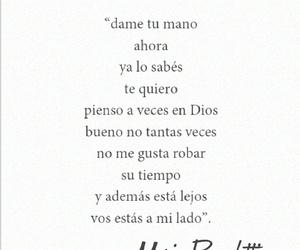 amor, desamor, and letras image