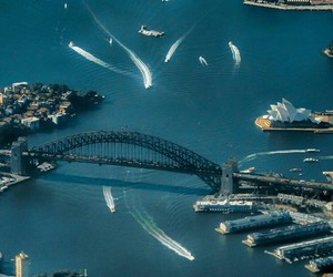 australia, autumn, and cities image