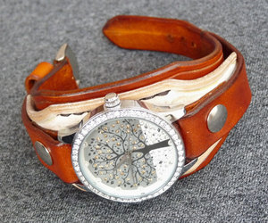 etsy, wrist watch, and womens watch image