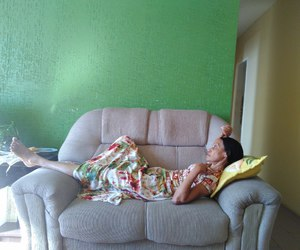 laziness, mother, and sadness image