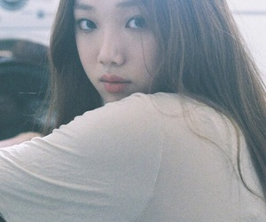 model, yg, and lee sung kyung image