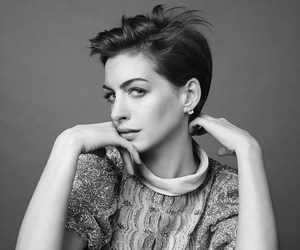 Anne Hathaway, beautiful, and women image