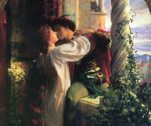 romeo and juliet, art, and painting image