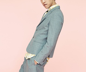 instyle, korean actor, and lee jung shin image