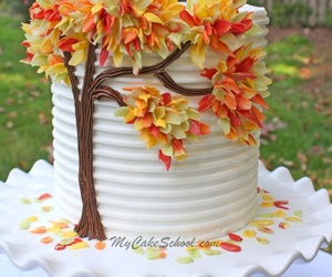cake and tree image