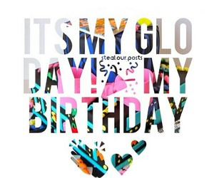 awesome, birthday, and colors image