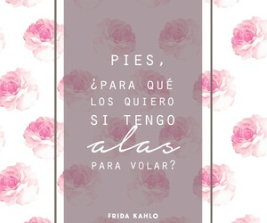 wallpaper, frases, and Frida image