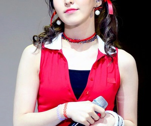 k-pop, kpop, and wendy son image