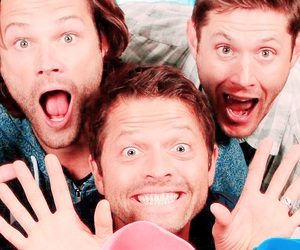 supernatural, castiel, and jared padalecki image