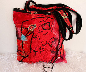 etsy, hippie bag, and bohemian bag image