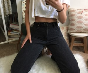 style, outfit, and aesthetic image